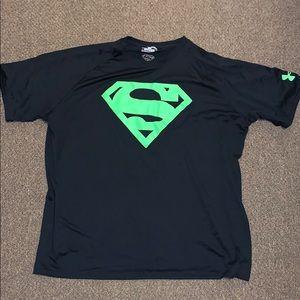 Men's under armour dry fit loose t-shirt